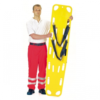 Lifeguard Spineboard Economy mit Gurte